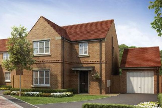 Thumbnail Detached house for sale in Cobblers Lane, Pontefract, West Yorkshire