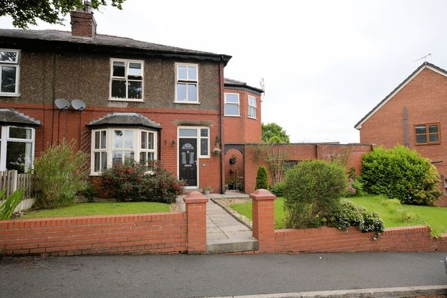 Thumbnail Semi-detached house to rent in Hilda Avenue, Tottington, Bury