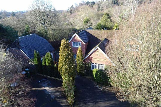 Thumbnail Detached house for sale in Smallridge, Newbury, Berkshire