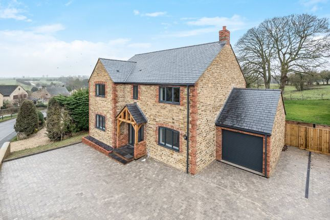 Thumbnail Detached house for sale in Sevenhampton, Swindon
