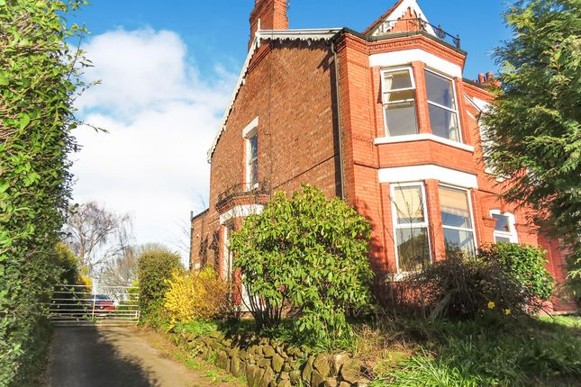 Thumbnail Semi-detached house for sale in Swanlow Lane, Winsford