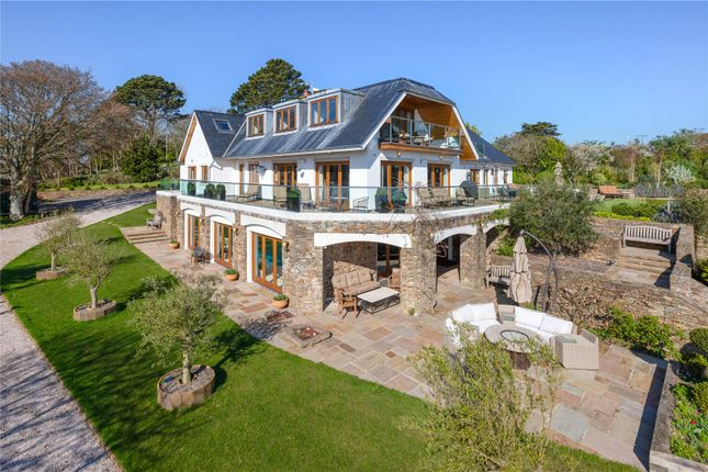 Thumbnail Detached house for sale in New Road, Stoke Fleming, Dartmouth, Devon