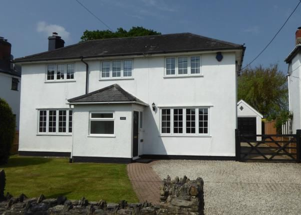 Thumbnail Detached house for sale in Ipley, Southampton, Hampshire