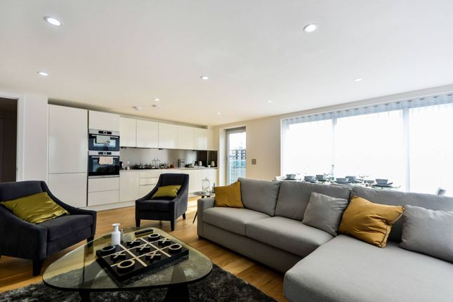 Thumbnail Flat for sale in Theatro Tower, Greenwich