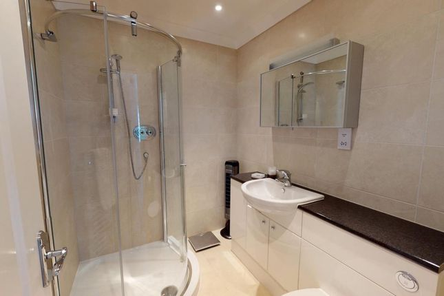 Shower Room of Clyst Hayes Gardens, Budleigh Salterton, Devon EX9