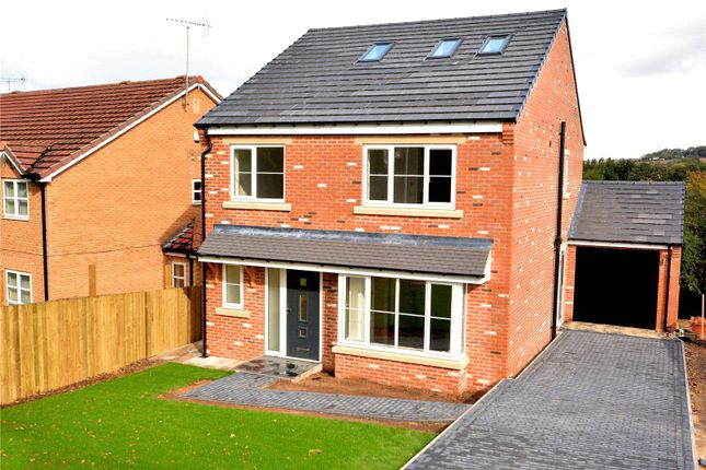 Thumbnail Detached house for sale in Westfield Lane, Kippax, Leeds, West Yorkshire