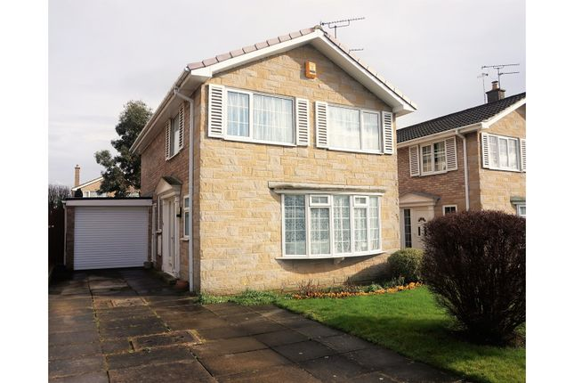 Thumbnail Detached house for sale in Hunters Walk, Wetherby