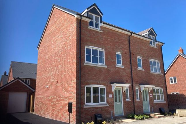 Thumbnail Semi-detached house for sale in Earls Park, Gloucester