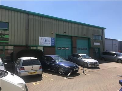 Thumbnail Industrial to let in 2 Meridian Park, Neptune Close, Medway City Estate, Rochester, Kent