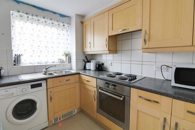 Kitchen  of Kingfisher Heights, Hogg Lane, Grays RM17