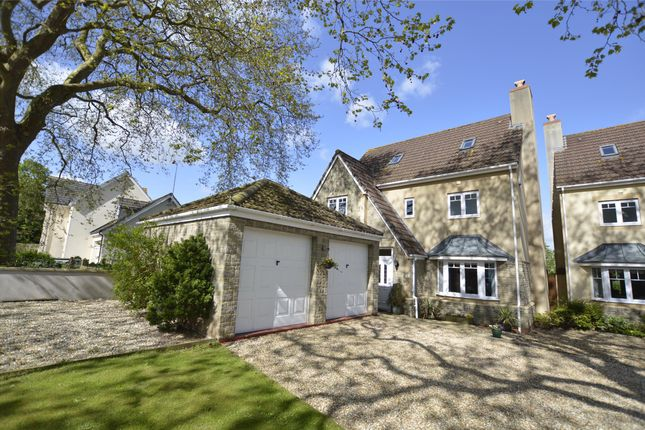 Thumbnail Detached house for sale in High Street, Winterbourne, Bristol