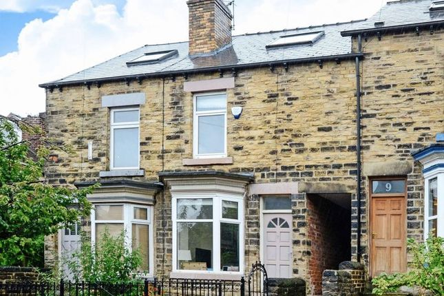Thumbnail Terraced house for sale in Brighton Terrace Road, Crookes, Sheffield