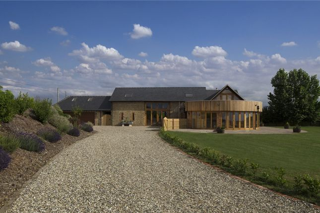 Thumbnail Barn conversion for sale in Longworth, Abingdon, Oxfordshire