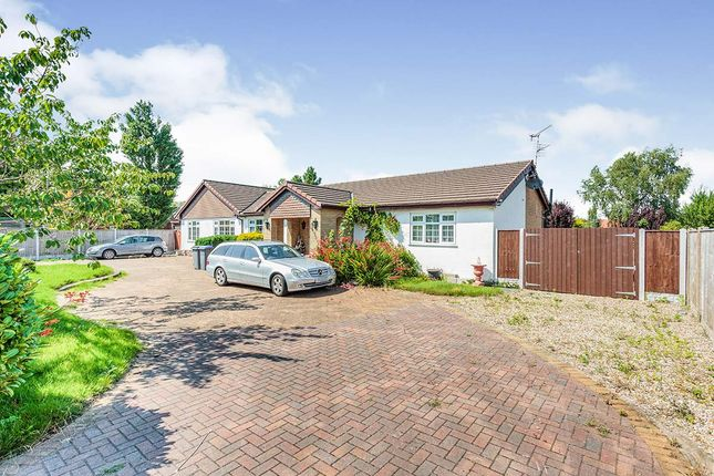Thumbnail Bungalow for sale in School Road, Blackpool, Lancashire