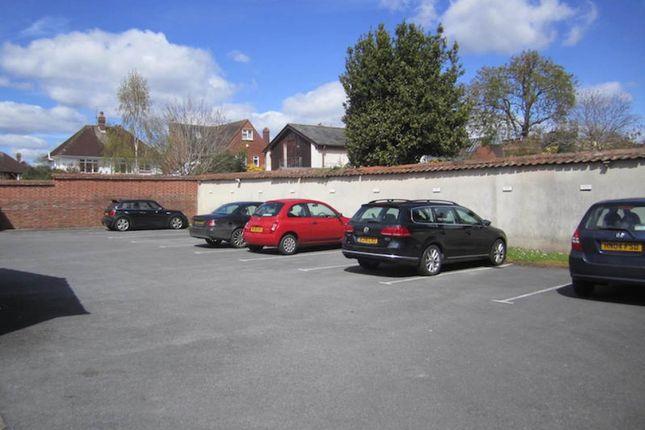 Car Park of Victoria Park Road, St. Leonards, Exeter EX2