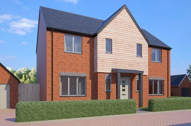 Thumbnail Detached house for sale in The Raglan, Greenspire, Clyst St Mary, Exeter, Devon