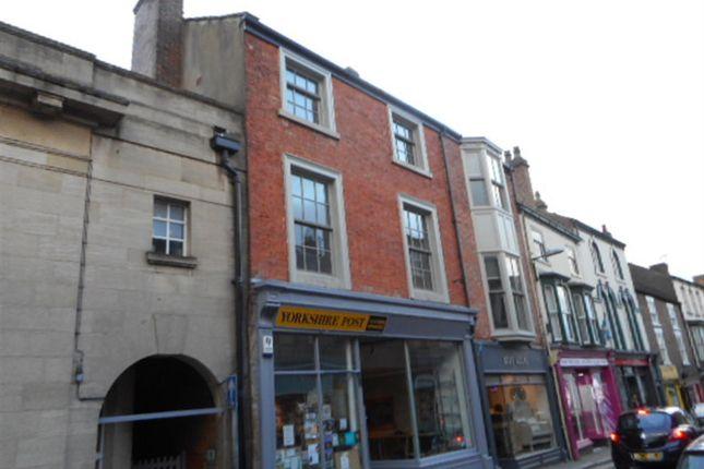Thumbnail Flat to rent in 32 Westgate, Ripon
