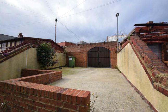 Rear Courtyard of Seventh Street, Horden, County Durham SR8