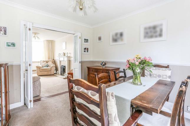 Dining Room of Cooks Lane, Kingshurst, Birmingham, West Midlands B37