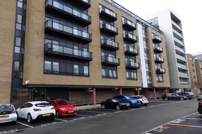 Thumbnail Flat for sale in Douglas House, Ferry Court, Cardiff