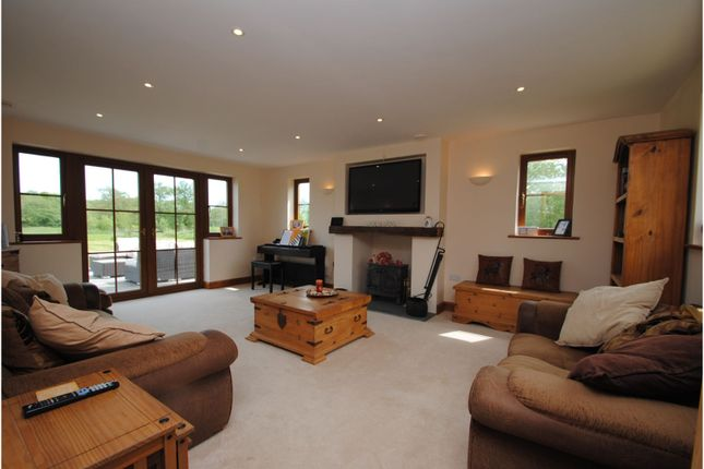 Living Room of Burtle, Bridgwater TA7