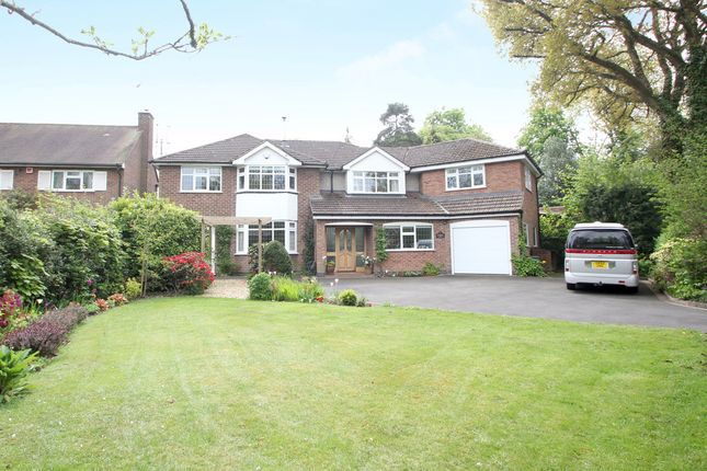 Thumbnail Detached house for sale in Cranbrook Lodge, Holly Lane, Balsall Common