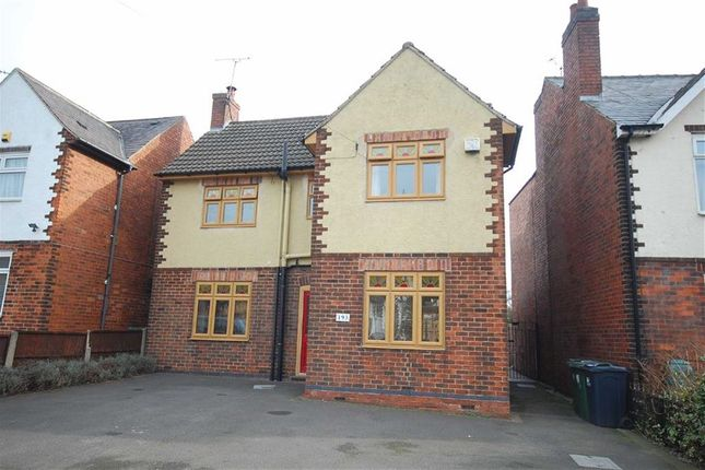 Thumbnail Detached house for sale in Nottingham Road, Alfreton