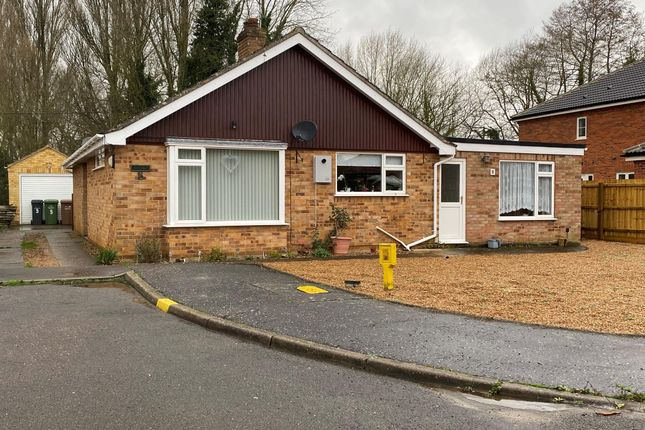 Thumbnail Detached bungalow to rent in Rye Close, Shouldham, King's Lynn