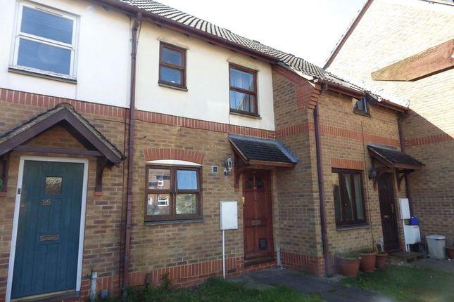 2 bed terraced house for sale in Honeysuckle Close, Bradley Stoke, Bristol