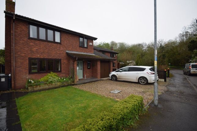 Thumbnail Property to rent in Tudor Drive, Penley, Wrexham