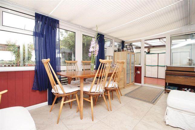 Conservatory of Garden Close, Shotley, Ipswich IP9