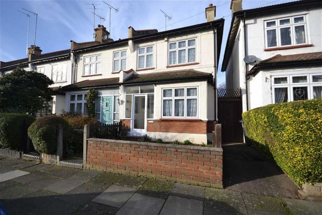 Thumbnail Property for sale in Falkland Avenue, New Southgate, London
