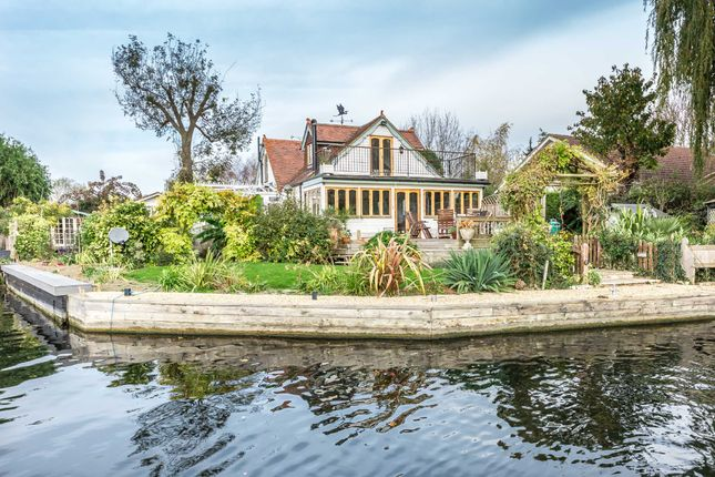 Thumbnail Property for sale in Pharaohs Island, Shepperton