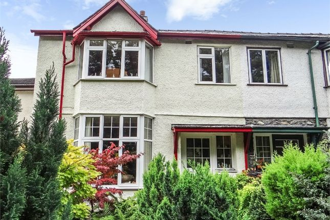 Thumbnail Semi-detached house for sale in Penrith Road, Keswick, Cumbria