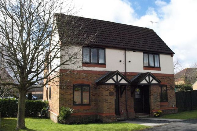 Thumbnail Terraced house to rent in Oasthouse, Fleet