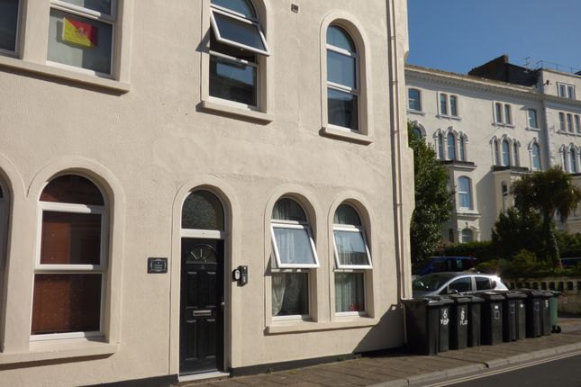Thumbnail 1 bed flat to rent in Orchard Gardens, Teignmouth