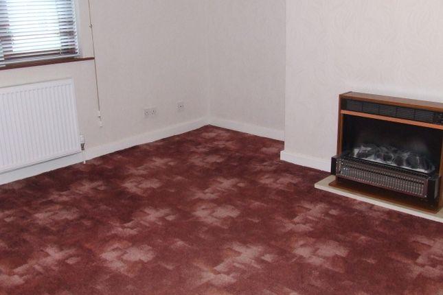 Living Room of George Street, Annan DG12