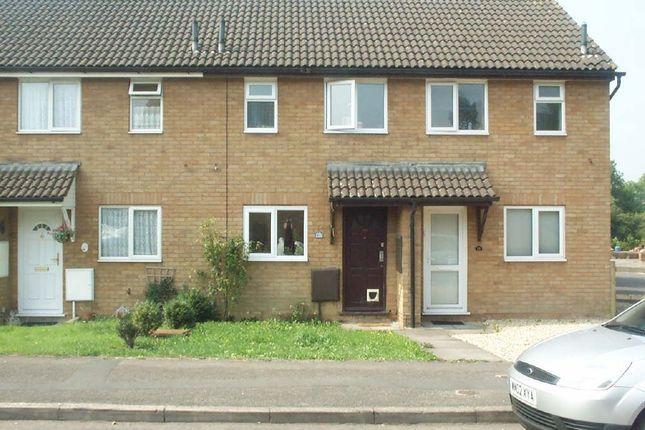 Thumbnail Terraced house to rent in Westbury Park, Royal Wootton Bassett, Swindon
