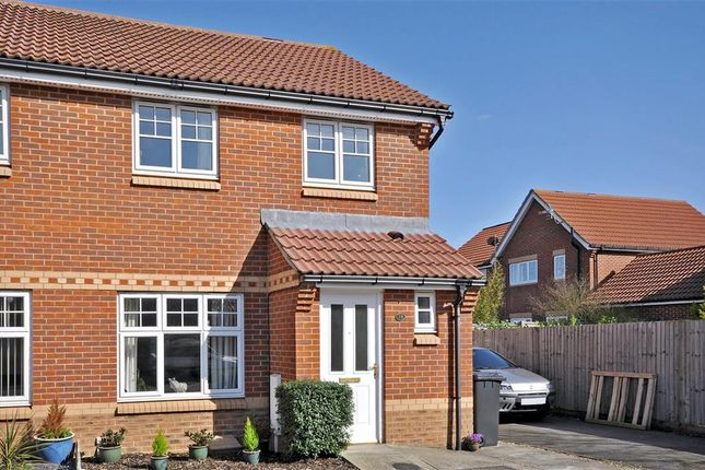 Thumbnail Semi-detached house for sale in Lacock Gardens, Maidstone, Kent