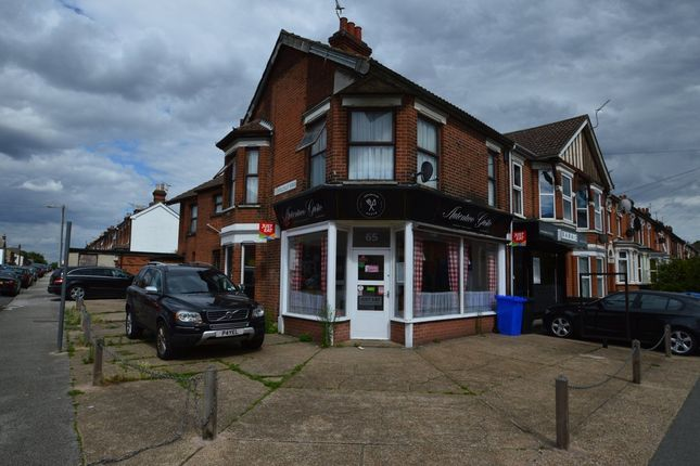 Thumbnail Parking/garage to rent in Foxhall Road, Ipswich