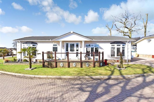 Thumbnail 2 bed mobile/park home for sale in Monks Drive, Pilgrims Retreat, Maidstone, Kent