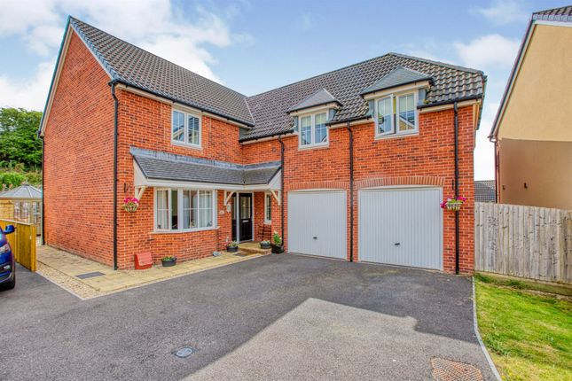 4 bed detached house for sale in Woodpecker Crescent, Evercreech, Shepton Mallet BA4