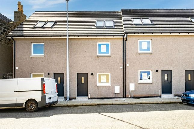 3 bedroom terraced house for sale in Castle Street, Fraserburgh, Aberdeenshire