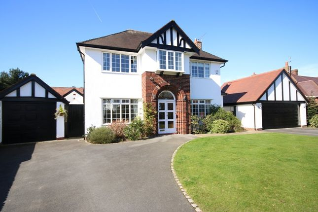 Thumbnail Detached house for sale in Ryder Crescent, Hillside, Southport