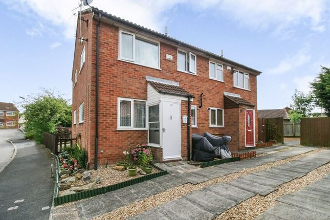Thumbnail Terraced house for sale in Barnsdale Road, Leicester