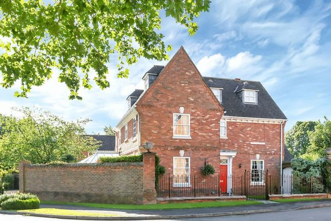 Thumbnail Detached house for sale in The Pingle, Quorn, Loughborough