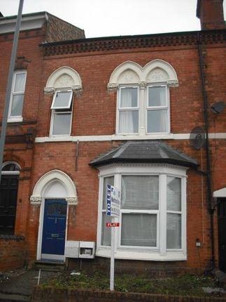 Flat to rent in Carlyle Road, Edgbaston, Birmingham