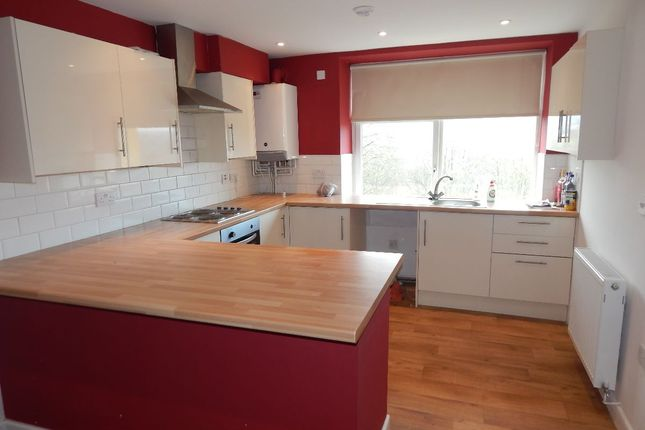Thumbnail Maisonette to rent in Flat 2 Old Institute, New Road, Nantyglo