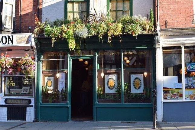 Thumbnail Pub/bar for sale in High Street, Ludlow