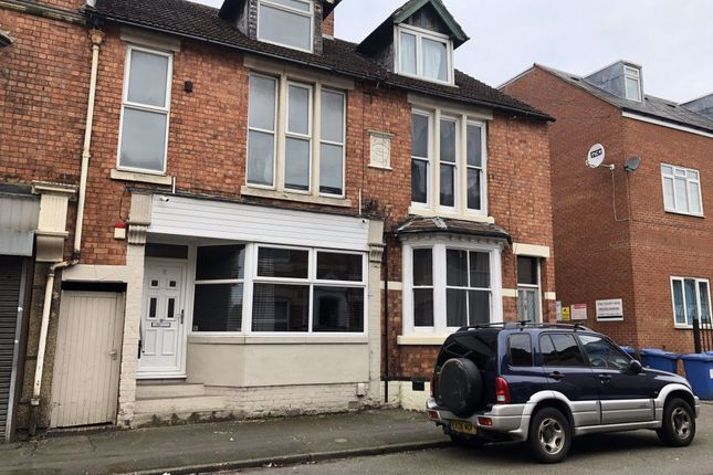 4 bed terraced house to rent in Wellington Street, Kettering NN16